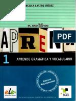 Aprende gramática y vocabulario A1