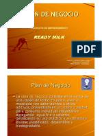 Plan de Negocio Nestle