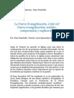 La Nueva Evangelización - Rino Fisichella 100