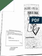 Almeida Filho_Linguística Aplicada, Aplicação de Linguística e Ensino de Línguas_Maneiras de Compreender LA