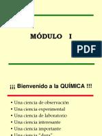 01. Bienvenido a La Quimica (47 d)