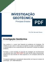 2 Investigação Geotécnica 2018 1