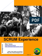 Scrum Experience Tutorial SCRUM v16