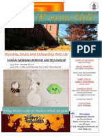 Newsletter October 2018 Website