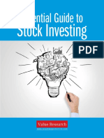 Essential Guide to Stock Investing