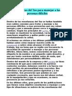 4 Enseñanzas del Tao.doc