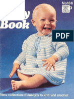 Patons 166 Baby Book