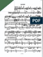 Astor Piazzola - Bando Bayan