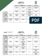 pedagogia---horario-2018
