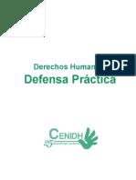 Defensa practica de Derechos Humanos
