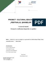 Proiect Carnaval