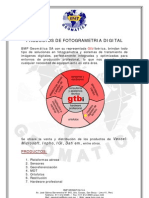 GTBI - Modelos Digitales de Terreno