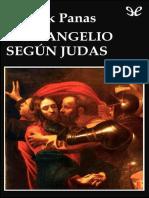 Panas, Henryk - El Evangelio Segun Judas [40412] (r1.0)