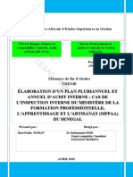 Plan d4audit