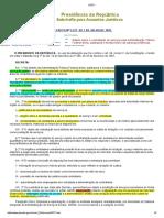 DECRETO n° 2.271 DE 7 DE JULHO DE 1997 Contratação de serviços pela Administração