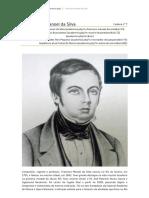 Francisco Manoel da Silva - Academia Brasileira de Música