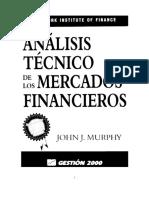 Analisis Tecnico de Los Mercados Financier John J. Murphy