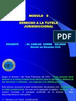 Derecho a La Tutela Jurisidiccional