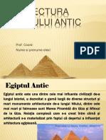 Prezentare Istorie Egiptul Antic