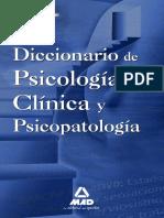 Diccionario de psicologia clinica y psicopatología.pdf
