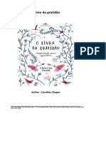 DocGo.net-Baixar O Livro Da Gratidão (PDF, EPub, Mobi) by Carolina Chagas