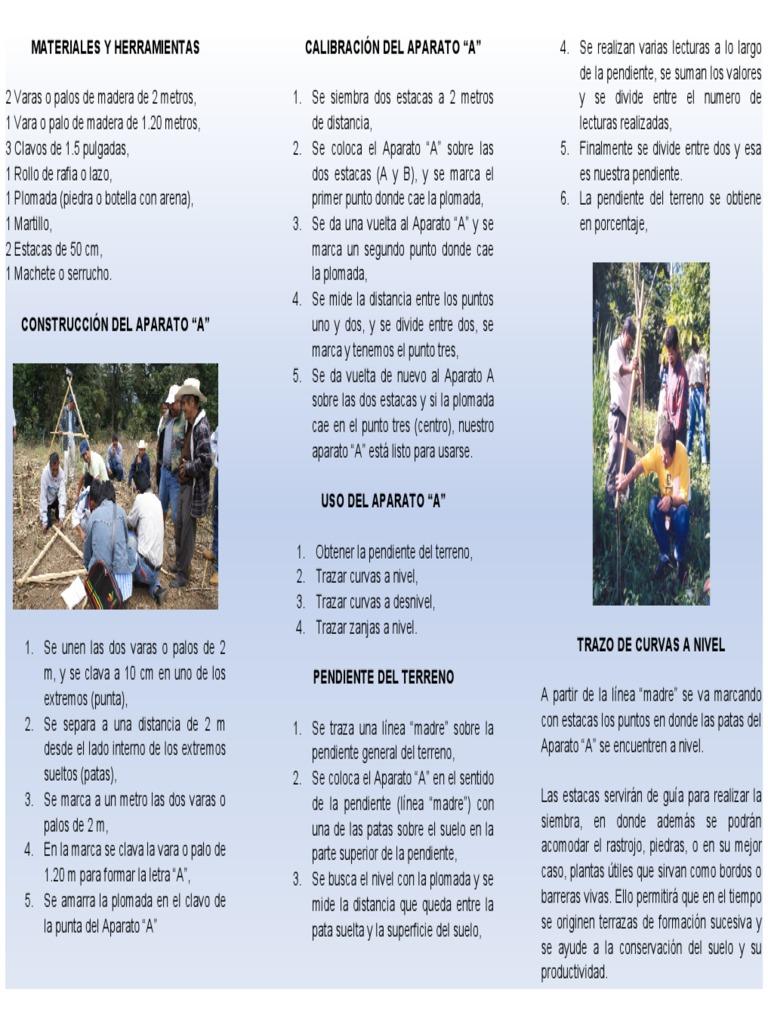 00110 Guía Para La Construcción Y Uso Del Aparato A