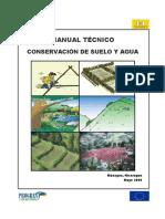 00111 - Manual Técnico Conservación de Suelo y Agua