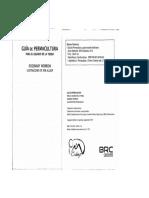 00183 - Guía de Permacultura, Para El Usuario de La Tierra