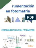 Instrumentación Fotometria