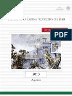 Cadena Productiva Yeso 0913