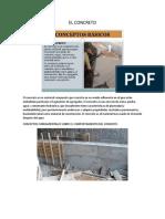Composicion Del Concreto, Caracteristicas, Morteros de Cemento