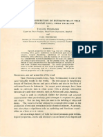 1967 - Premrasmi, Dietrichs - Nature and Distribution of Extractives in Teak (Tectona Grandis Linn.) From Thailand