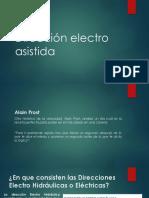 Dirección Electro Asistida
