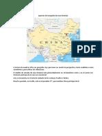 Introducción a La Geografía de Asia Oriental
