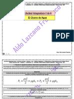 Actividad Integradora 2 de 6 -  El Chorro de Agua - Módulo 12 - Prepa en línea - SEP - G-12
