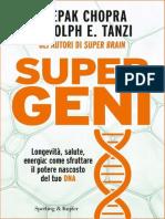 Super Geni - Deepak Chopra