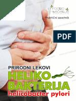 Prirodno lecenje helikobakterije