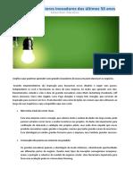 10 Lições Sobre a Inovação - Endeavor Brasil