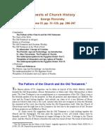 Aspects of Church History
