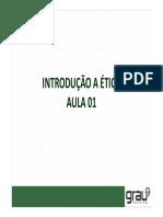Aula 1 Ética ADM18