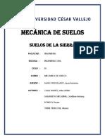 Suelos de La Sierra Peruana UCV