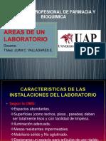 Areas de Un Laboratorio-1
