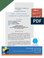 Plan de Estudios Del Curso WISC-IV en 6 Pasos