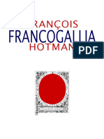 Francogallia - François Hotman