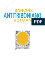 Antitriboniano - François Hotman