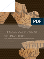 The social uses of animals