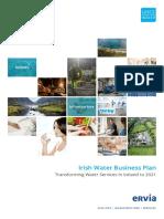 Irish Water Business Plan