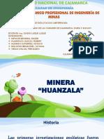 Aplicacion de Maquinaria Minera