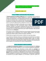 Reglamento de La Ley General Para La Prevención y Gestión Integral de Los Residuos