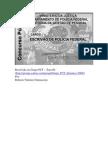 CESPE - Polícia Federal - Escrivão - 2009 - Resolução Comentada